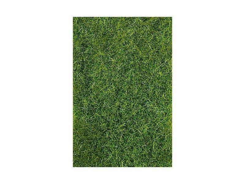 Decovlies Wildgras dunkelgrün, 40x40 cm