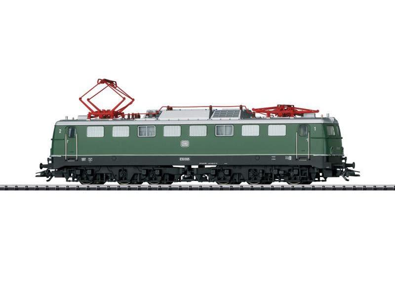E-Lok Baureihe E 50 der DB, Spur H0