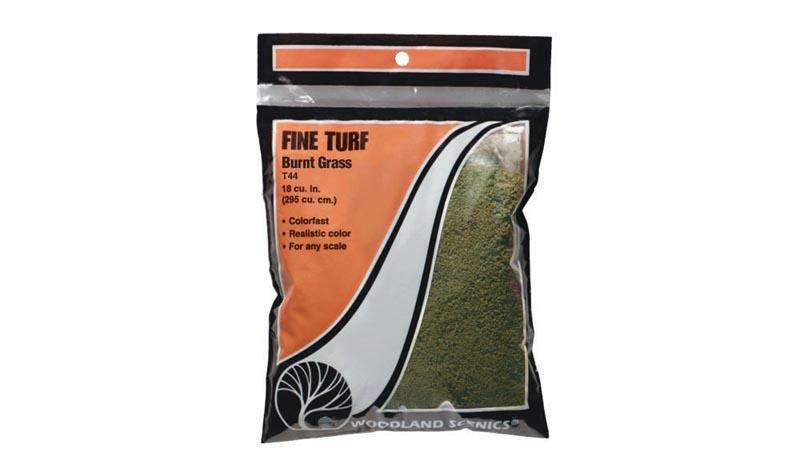 Streumaterial für Gras, vertrocknet hellgrün, fein, 50 g