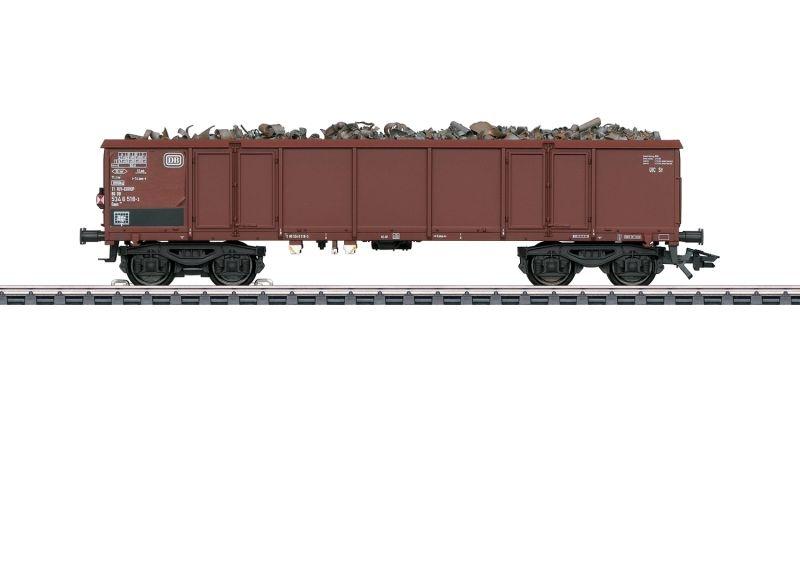 Güterwagen Eaos 106 der DB mit Sound, mfx, Spur H0