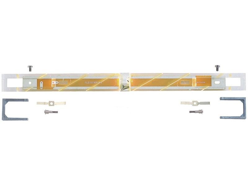 Innenbeleuchtung für Reisezugwagen mit LüP 264 mm H0