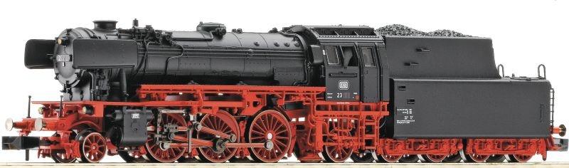 Sound-Dampflokomotive Baureihe 23 der DB, Epoche III, Spur N