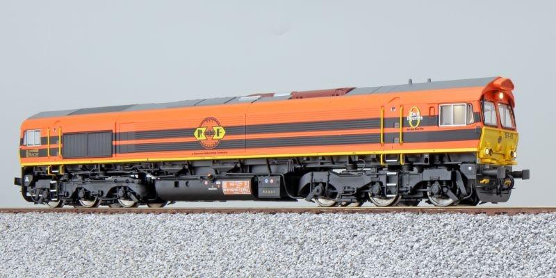 Diesellok Class 66 Rail Feeding 561-05 Sound Rauch DC/AC H0