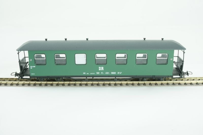 Personenwagen 2. Klasse 970-399 der DR, Spur H0e