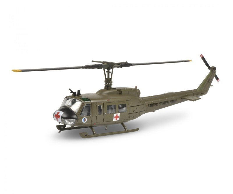 Bell UH-1H US Army 1:87 / Spur H0