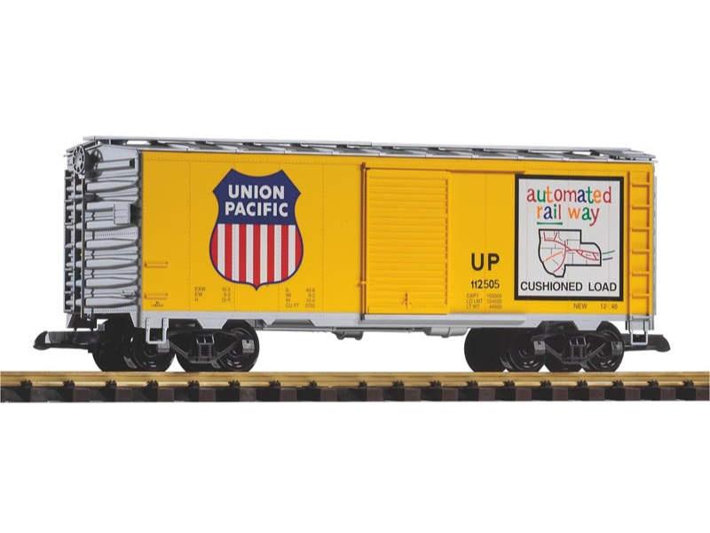 Güterwagen der Union Pacific, Spur G