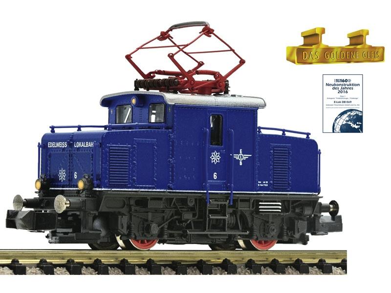 E-Lok Zahnradbahn der Edelweiß-Privatbahn, DC, Spur N
