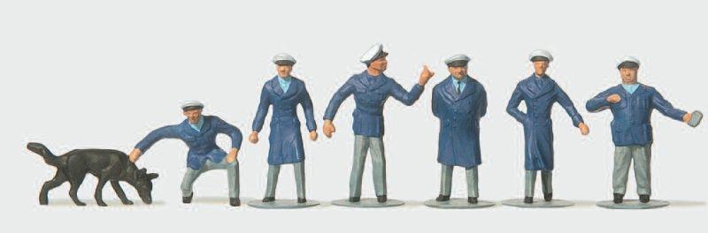Ordnungspolizisten 1:87 / H0