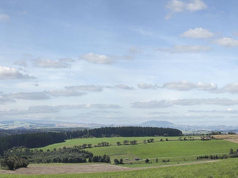 Hintergrund Erzgebirge 3, Spur H0 / Spur TT