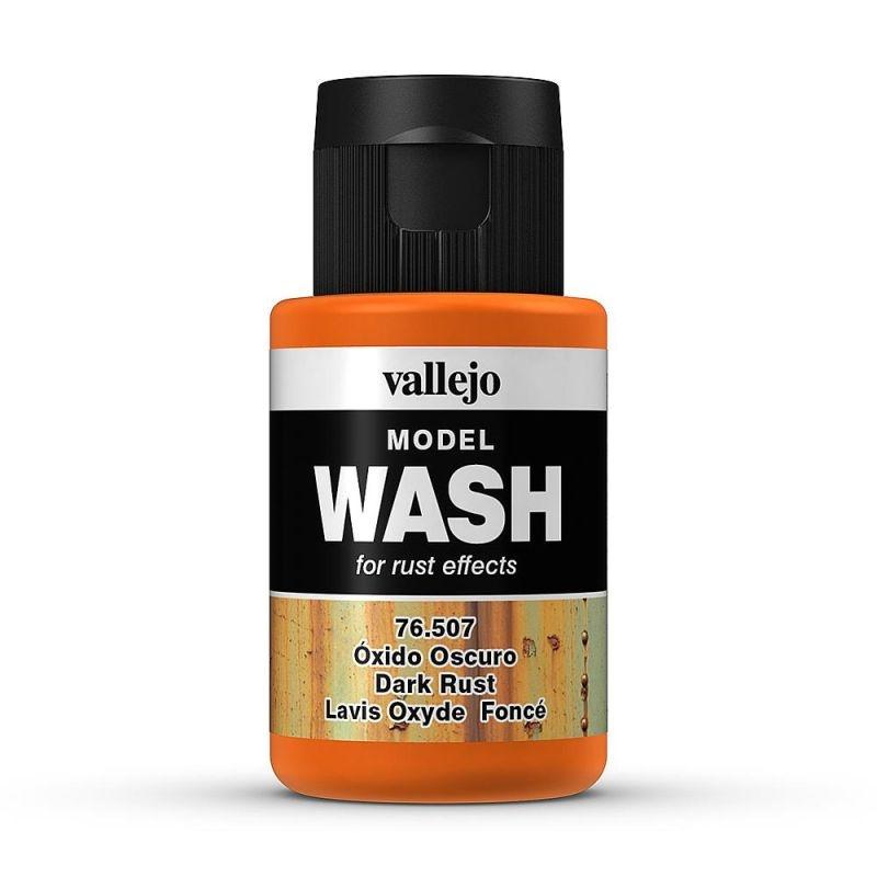 Wash-Color, Dunkler Rost, 35 ml