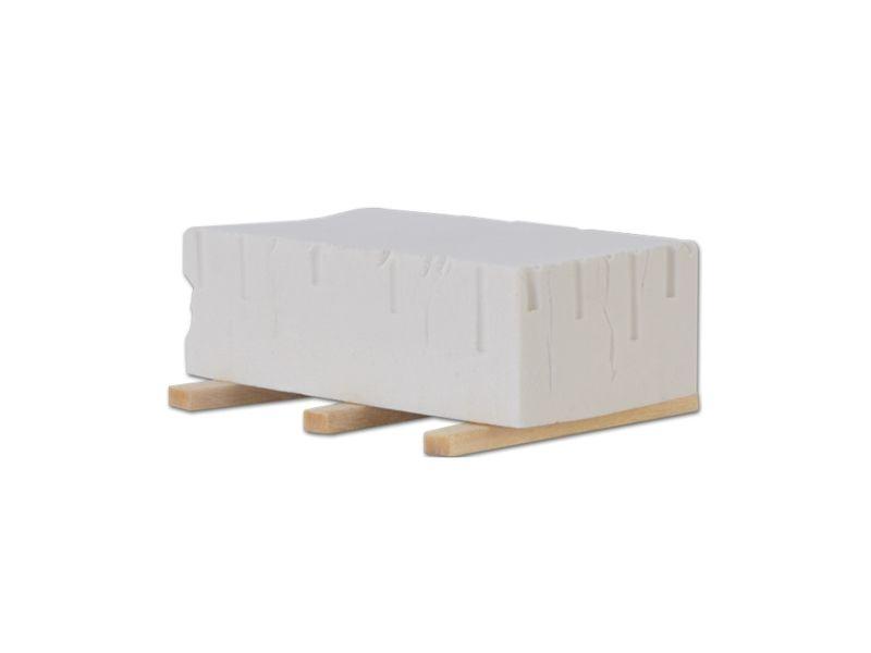 Ladegut Marmorblock [einzeln], H0