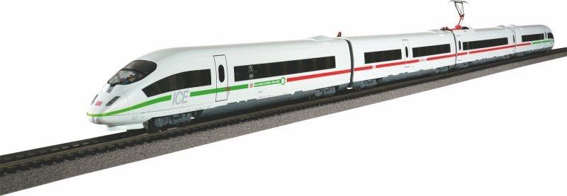 Start-Set ICE 3 DB V Klimaschützer, 4-teilig, DC, Spur H0