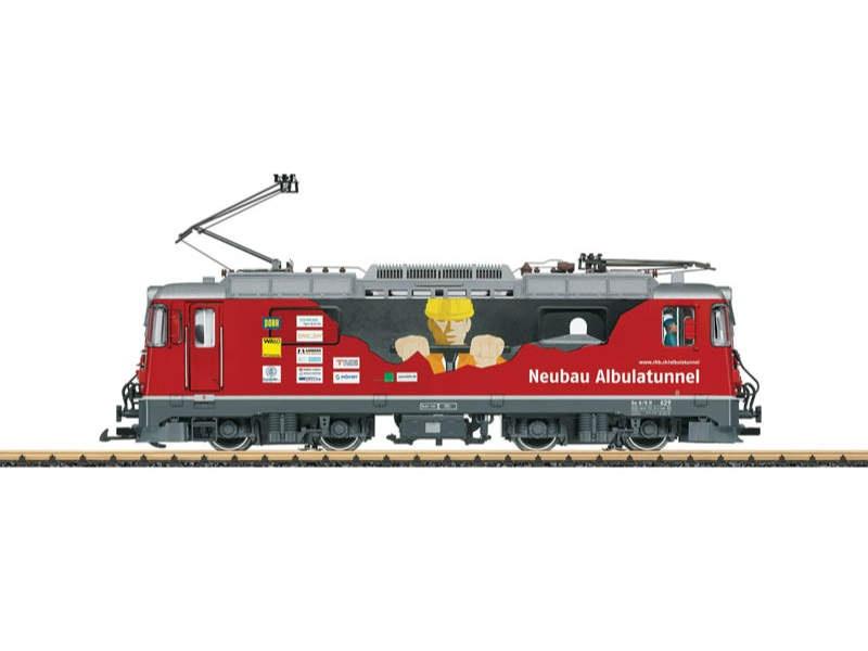 RhB E-Lok Ge 4/4 II Spur G
