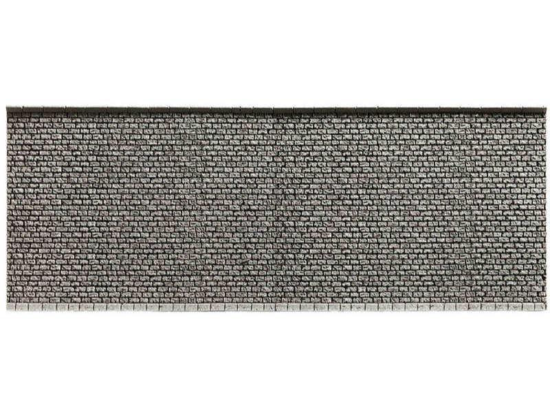 Mauer, extra lang, 39,6 x 7,4 cm Spur N