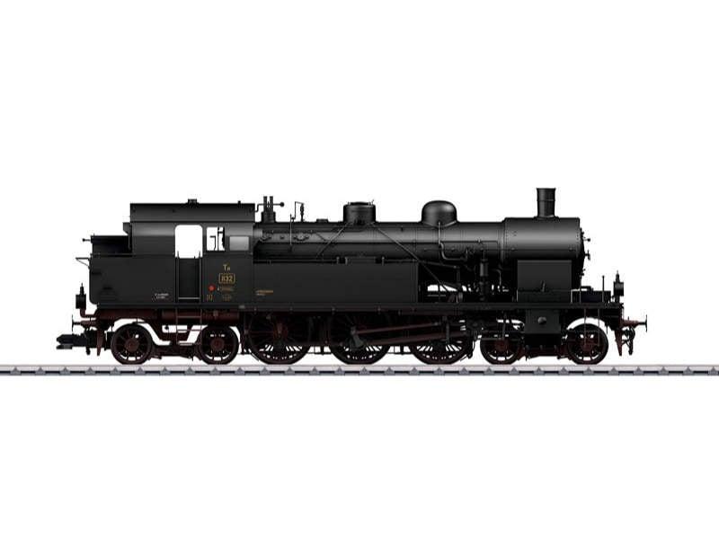 Tender-Dampflokomotive T18 K.W.St.E. Sound mfx Spur 1