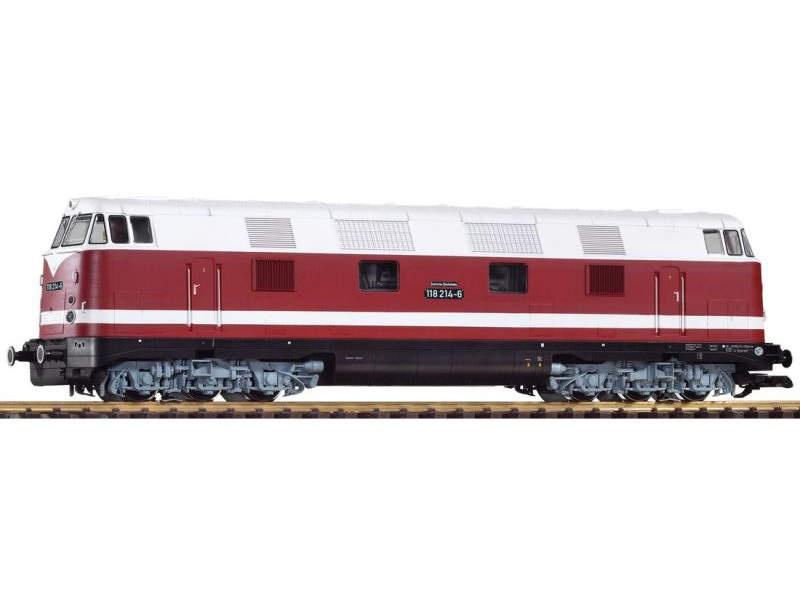 Diesellokomotive BR 118 der DR, Epoche IV, Spur G