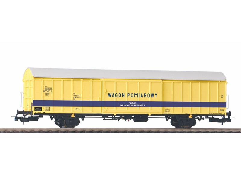 Messwagen der PKP PLK Ep. VI, DC, Spur H0