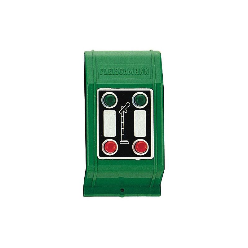 Signal-Stellpult für 1-flügelige Formsignale