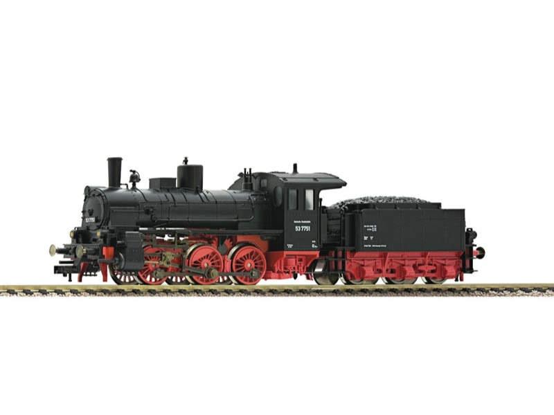 Dampflokomotive BR 53.3 DB, DC, H0
