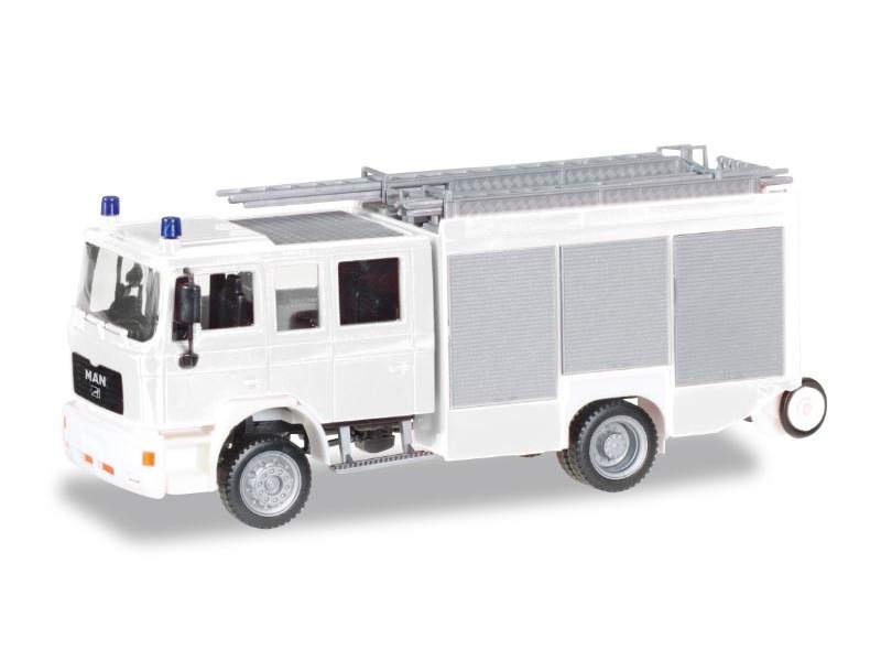 MiniKit: MAN M2000 Löschfahrzeug HLF 20 Feuerwehr 1:87