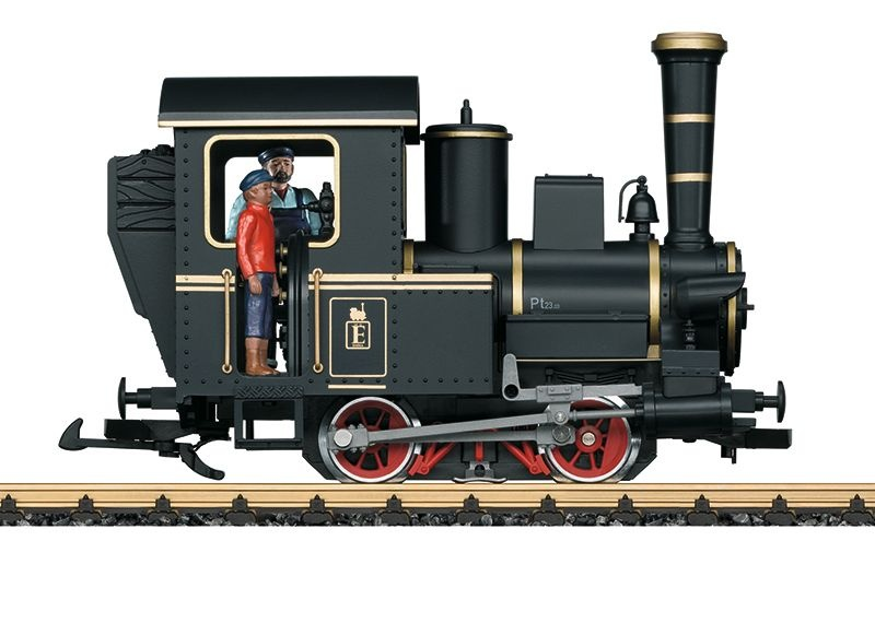 Dampflokomotive Emma, Spur G