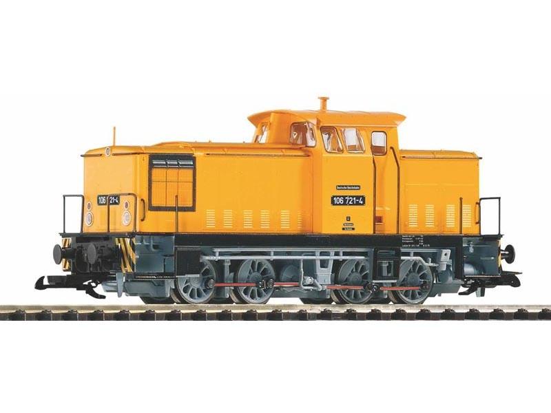 Diesellokomotive BR 106 der DR, Ep. IV, Spur G