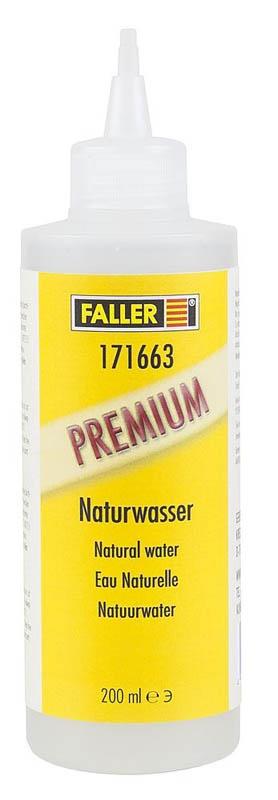 PREMIUM Naturwasser, 200 ml