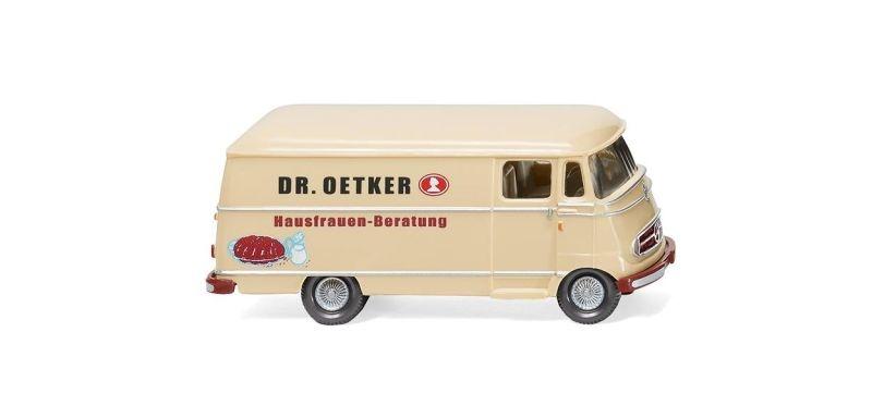Kastenwagen (MB L 319) Dr. Oetker 1:87 / H0