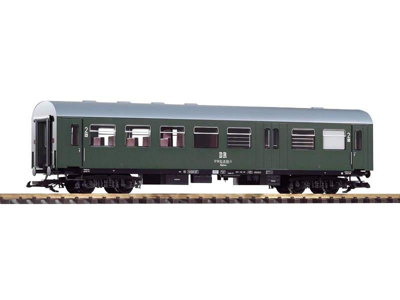 Reko-Wagen 2. Kl. mit Gepäckabteil der DR, Epoche IV, Spur G