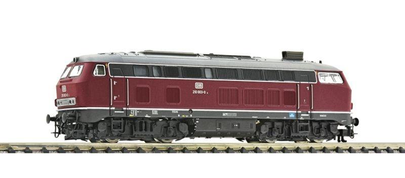 Sound-Diesellok BR 210 mit Gasturbinenantrieb, Ep.IV, Spur N