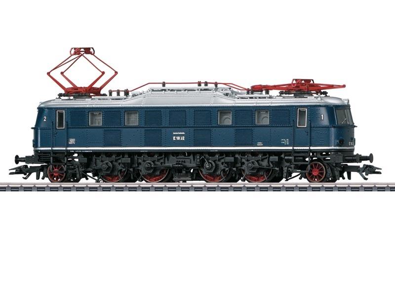E-Lok Baureihe E18 der DB, Sound, DCC, mfx+, AC, Spur H0