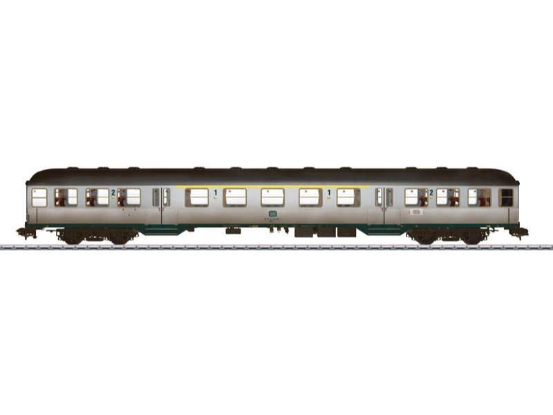 Nahverkehrswagen Silberling 1./2.Klasse ABnb 703 DB Spur 1