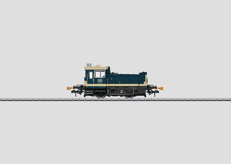 Dieselkleinlokomotive BR 335 Köf III DB Sound mfx Spur 1