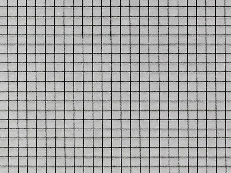 Gehwegplatte aus Karton, 25 x 12,5 cm, Spur N