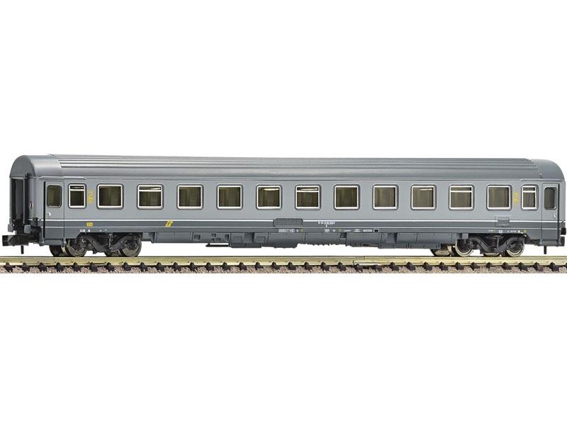 Eurofima-Reisezugwagen grau 2. Klasse der FS, DC, Spur N