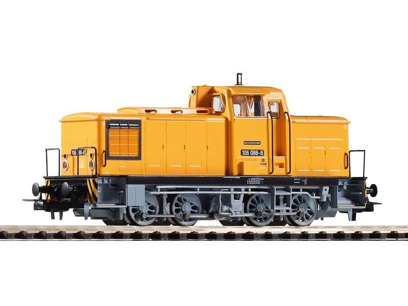 Diesellok 106.0-1 der DR, AC-Version, Epoche IV, Spur H0