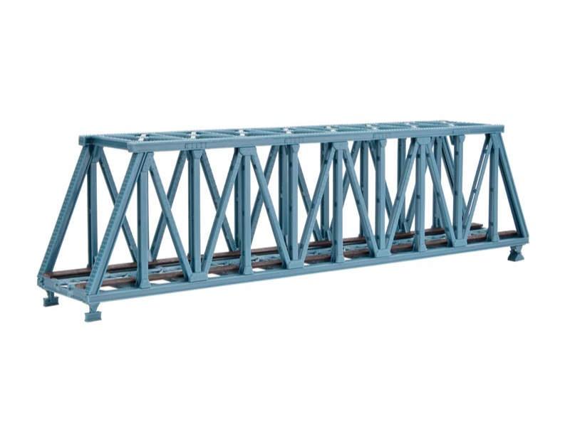 Stahlkastenbrücke, gerade, Bausatz, Spur N