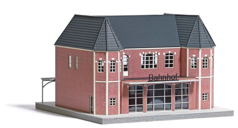 Bahnhof Bad Bentheim Bausatz, Spur H0
