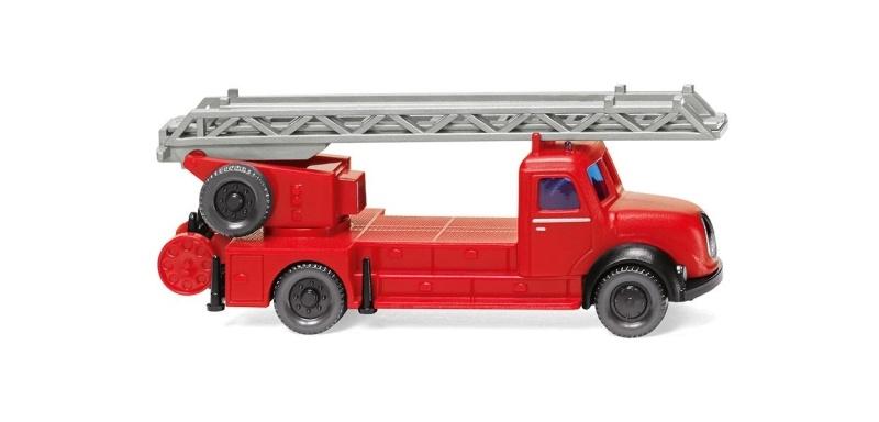 Feuerwehr - DL 25 h (Magirus), 1:160 / Spur N