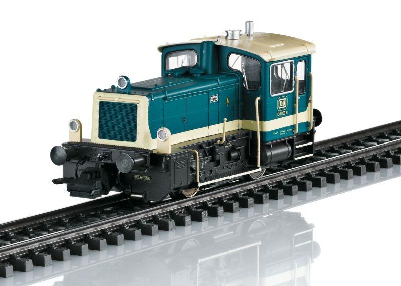 Dieselrangierlokomotive Köf III der DB, mfx+, DCC, Spur H0