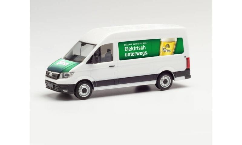 MAN eTGE Kasten Gösser Bier, 1:87 / Spur H0