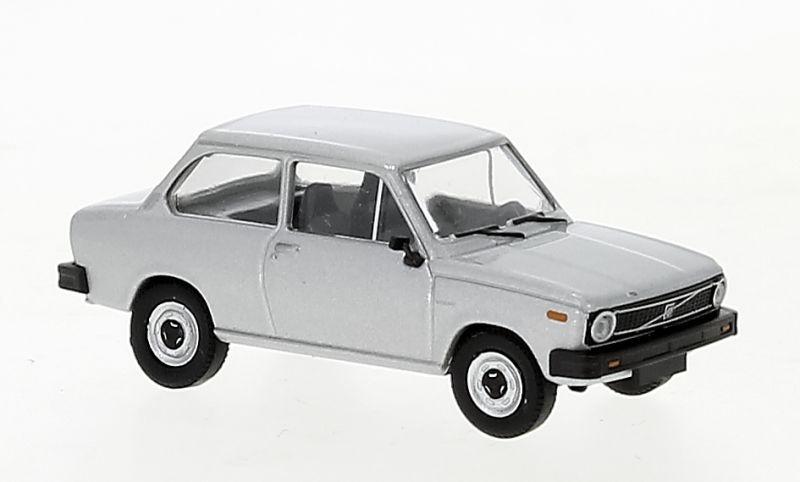 Volvo 66, metallic-silber, 1975, 1:87 / H0