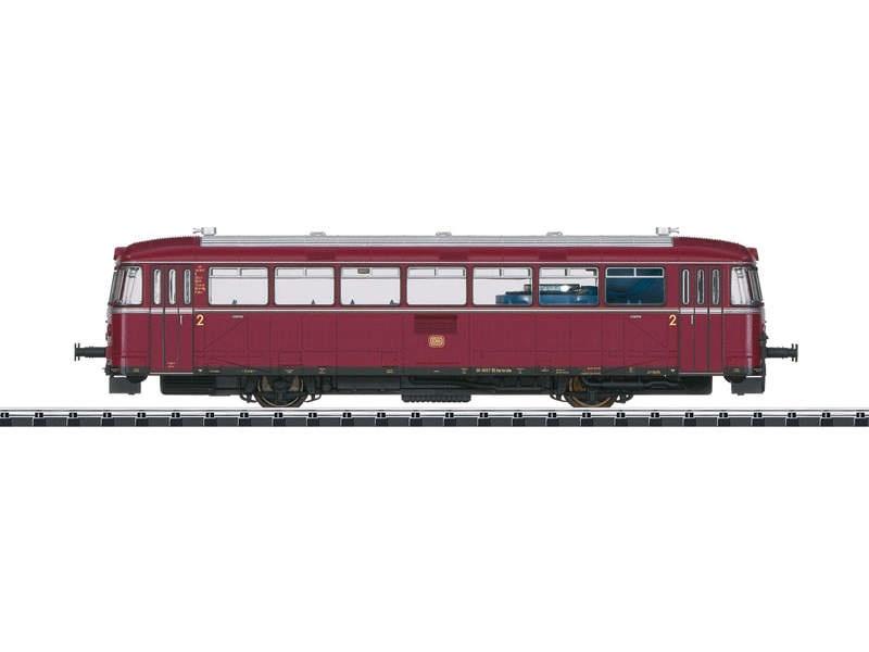 Schienenbus VT98 der DB, DC, Spur H0