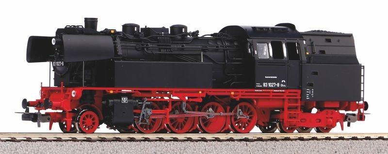 Sound-Dampflok BR 83.10 DR, Ep. IV, Dampf, DC, Spur H0