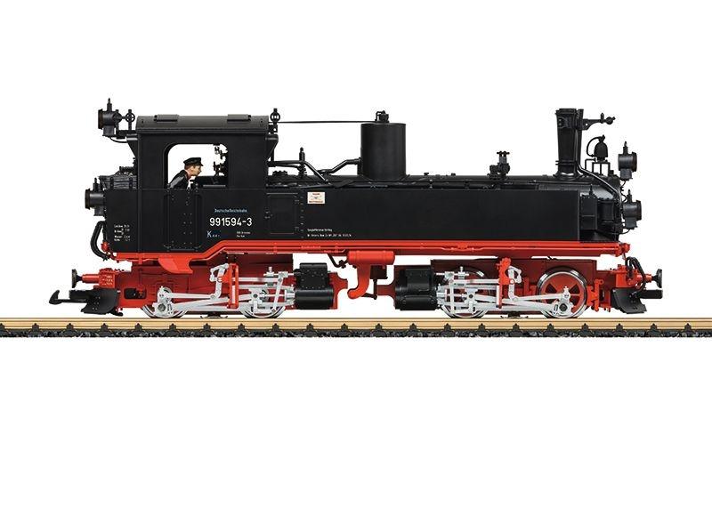 Sound-Dampflokomotive 99 1594-3 der DR, Epoche VI, Spur G