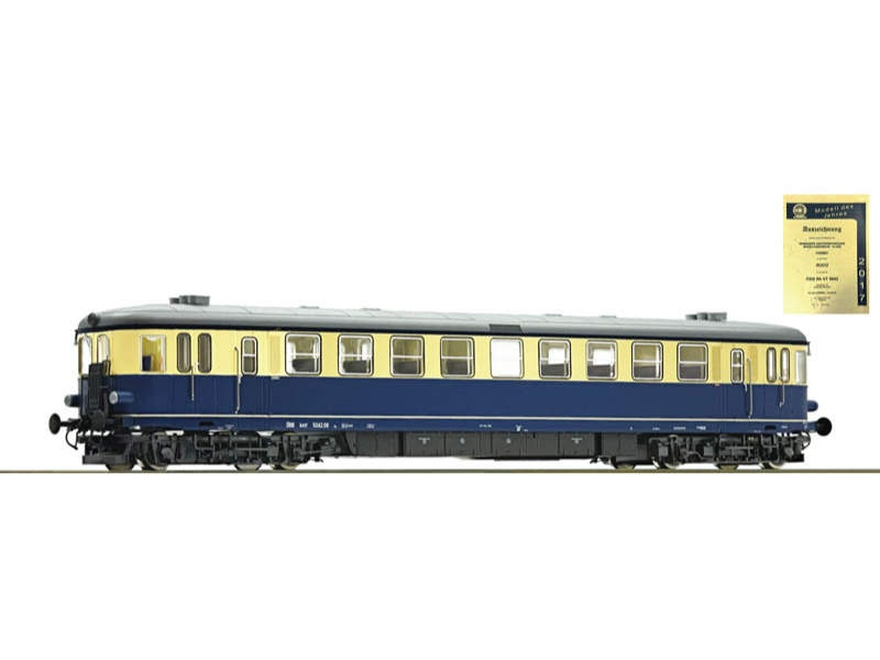 Dieseltriebwagen 5042.08 ÖBB H0 AC