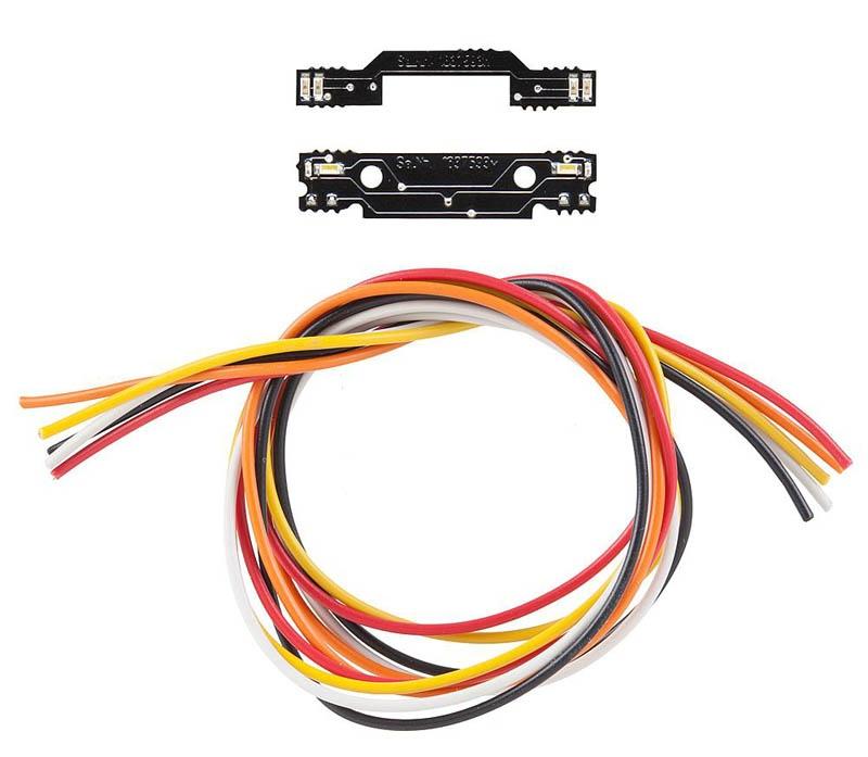 Car System Digital LED-Beleuchtungs-Kit für LKW MB SK H0