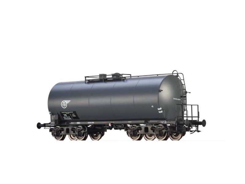 Leichtbaukesselwagen Uerdingen VTG der DB, III, Spur N