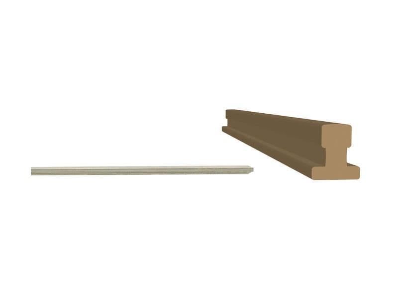 Schienenprofil Neusilber 1m (H1010) Spur 1