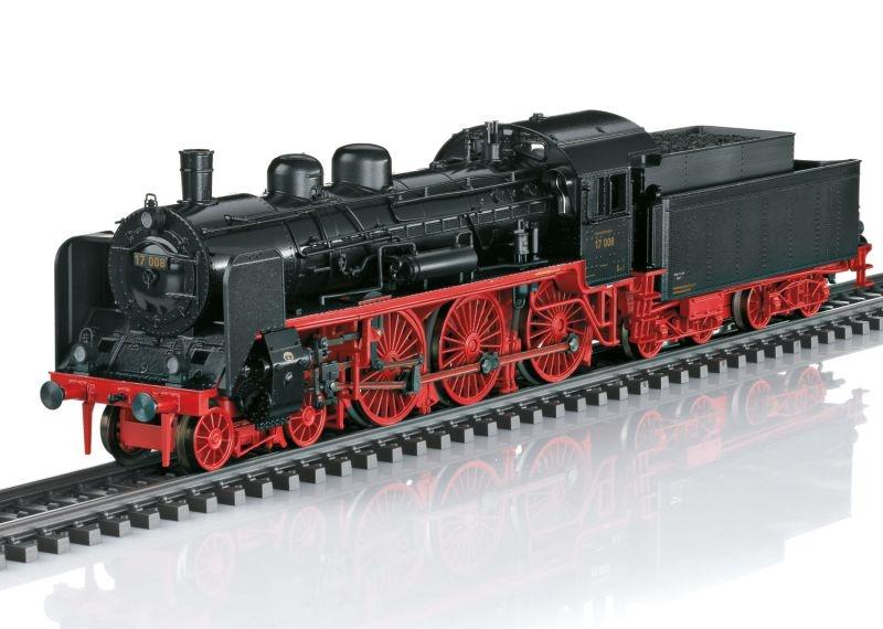 Dampflokomotive Baureihe 17 der DRG, Sound, mfx+, AC, H0
